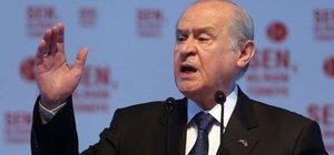 Devlet Bahçeli, İzmir'de başlayacak Ankara'da bitirecek