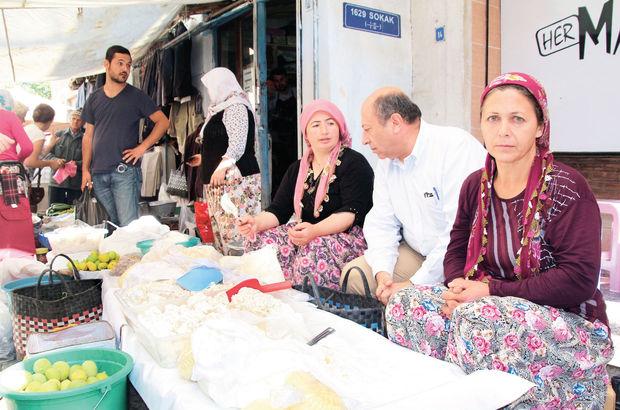 Aydın'da yoğun mücadele