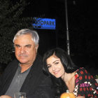 Halil Ergün ve Deniz Çakır'ın gecesi tatsız bitti