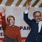 AK Parti eski kadın kolları başkanı Özgür Ergun MHP'ye geçti