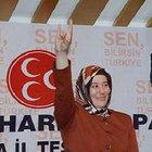 Ak Parti'den MHP'ye geçti
