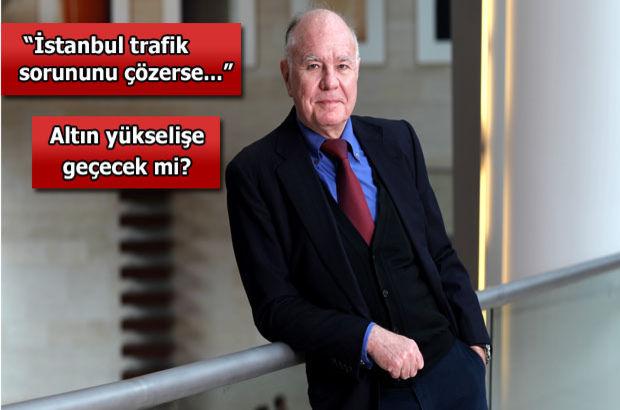 """""""Türkiye'nin en büyük avantajı yüksek verimli imalat sektörü """""""