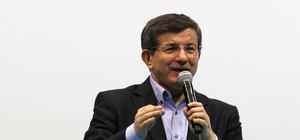 Başbakan Davutoğlu: Kimse bizi kazanımlarımızdan geri döndüremeyecek