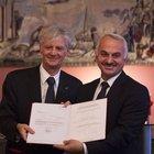 THY Genel Müdürü Kotil'e Avusturya'dan liyakat nişanı