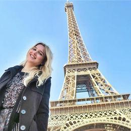 Paris hatırası...