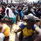 Libya'da 289 kaçak göçmen yakalandı