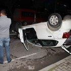 aynı yerde ard arda kaza meydana geldi 6 kişi yaralandı