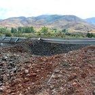 Bingöl'de PKK'nın yola tuzakladığı bomba imha edildi