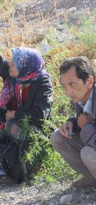 Kayseri'de anne ve baba okul bahçesinde intihar etmek istedi