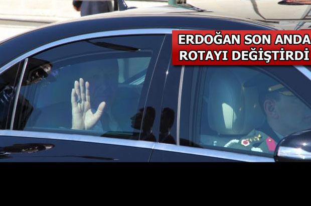 Vasip Şahin ve Kadir Topbaş caddede bekledi ama...