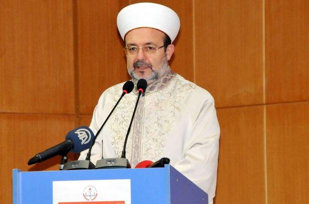 İslamiyette başkanlığa talip olunmaz 80