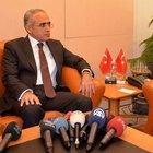 Bakan Topçu Kayseri'de açıklama yaptı