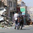 Yemen'deki operasyonda 10 militan öldürüldü