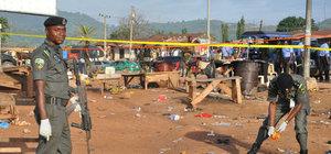 Nijerya'daki çatışmalardan kaçan vatandaşlar  ülkelerine döndü