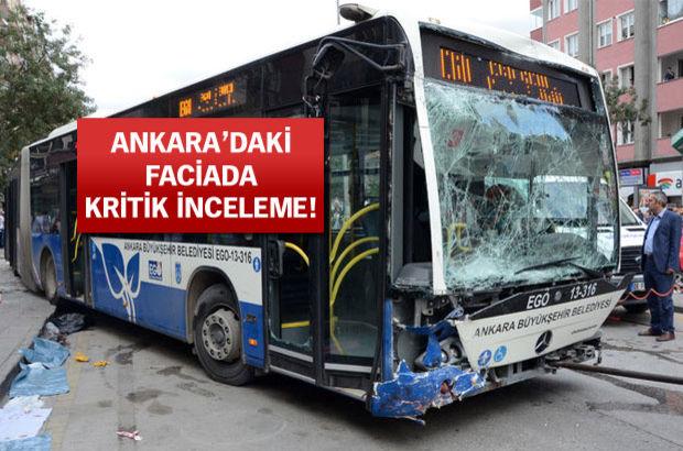 Bilirkişi inceledi: Şoför mü kusurlu otobüs mü?