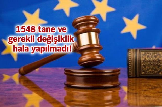 Türkiye'nin AB yolunu tıkayan davalar!