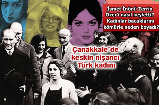 Türkiye'nin 'ilk' kadınları!