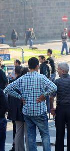 Sur'da 2 patlama: 4 polis yaralı