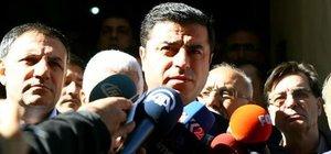 Selahattin Demirtaş'tan patlamaya ilişkin ilk açıklama!