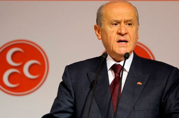 Devlet Bahçeli: Teröristler Suruç'tan sonra Ankara'da sahneye çıkmıştır