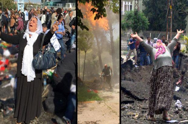 Türkiye'yi yasa boğan hain saldırılar!