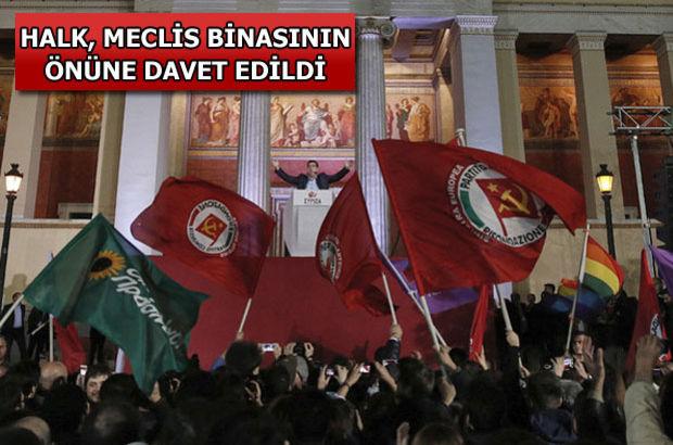 Syriza'dan Ankara'daki saldırı için çağrı