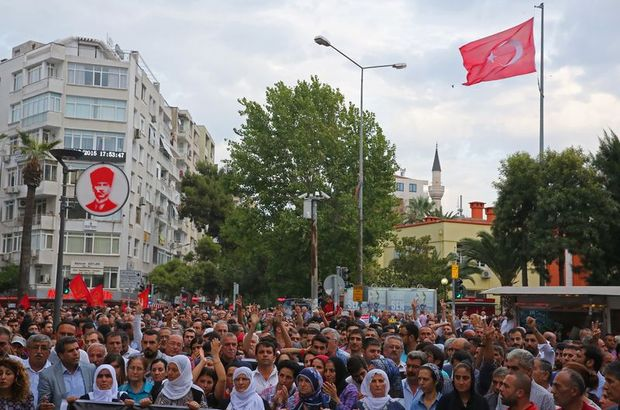 Türkiye'nin her yerinde protesto edildi!