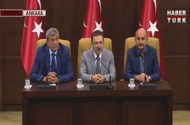 Ankara barış mitingi