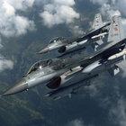 Suriye füze sistemi Türk jetlerini taciz etti