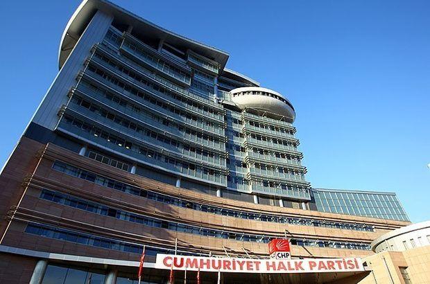 CHP'den 10 Ekim için kanun teklifi