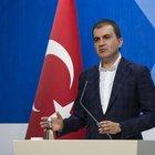 AK Parti Sözcüsü Ömer Çelik: Mitingleri iptal ettik