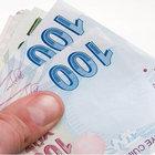 Asgari ücret 1.300 TL olursa herkese aylık ek 43 TL verilecek