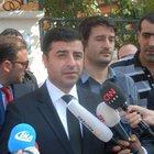 Selahattin Demirtaş Ankara'daki saldırıya ilişkin konuştu