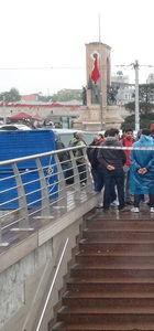 Taksim metro durağı açıldı!