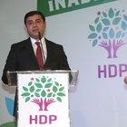 HDP 10 mitingini iptal etti