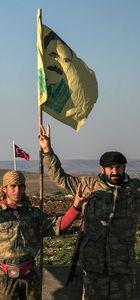 ABD Savunma Bakanlığı'ndan YPG açıklaması