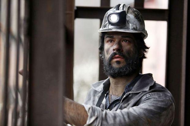 Burak Özçivit madenci oldu