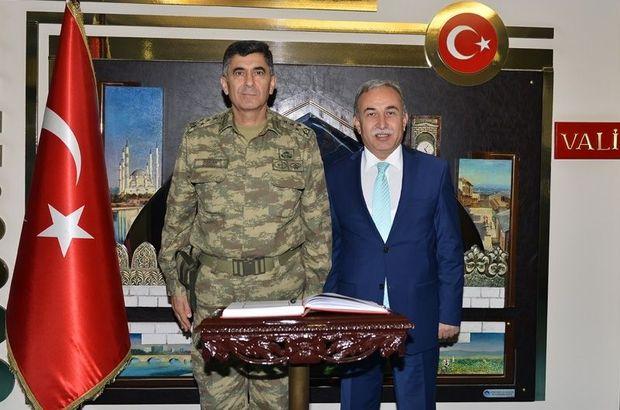 Komutan Adana'da!