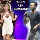 Sıla ile Murat Boz sarmaş dolaş...