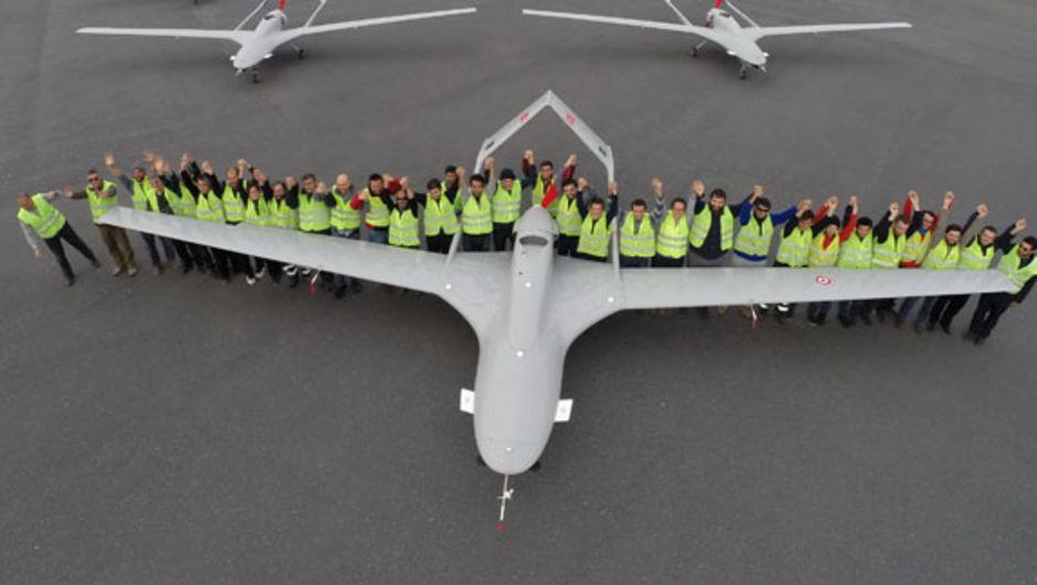 Emniyet İnsansız Hava Aracı