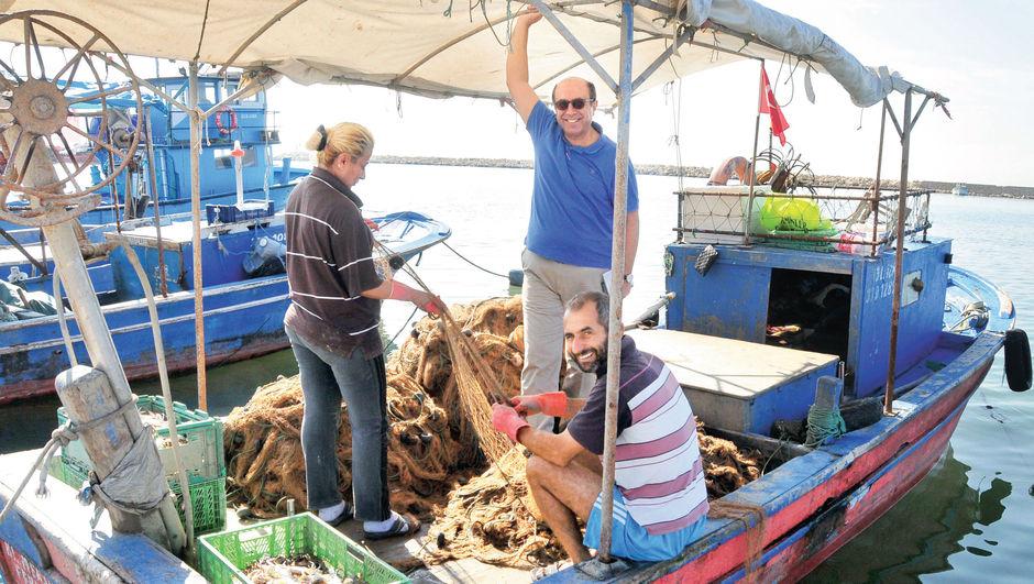 Habertürk sandık için yollarda: Akdeniz