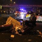 Makas attı, metrobüs yoluna girdi: 1 ölü, 2 yaralı