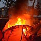 'Gezi'deki çadırların yakılmasında ikinci iddianame