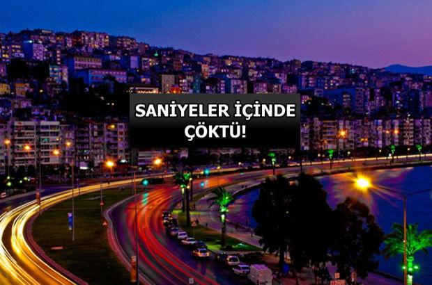 Türkiye genelinde elektrik kesintisi