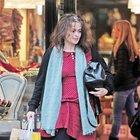 Helena Bonham Carter giyim tarzıyla yine olay yarattı