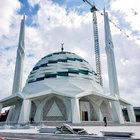 İlahiyat Camii yarın açılıyor