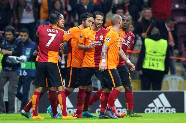 Galatasaray, evinde ağırladığı Fenerbahçe ile 2-2 berabere kaldı