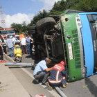 Ücretsiz yolcuyu bırak kazaları önlemeye bak
