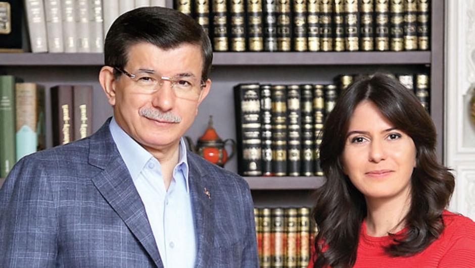 Başbakan Ahmet Davutoğlu, Kübra Par, 1 Kasım Genel Seçimleri