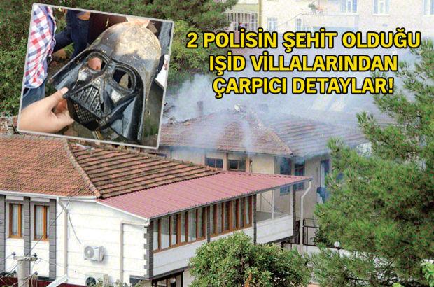 IŞİD, villa, Diyarbakır